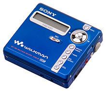 Sny MiniDisk