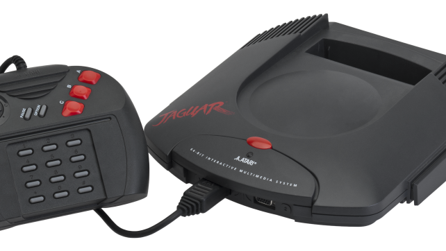 Blast from the past: Atari Jaguar