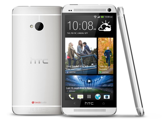 HTC One is official