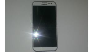 Leaked Samsung Galaxy S4?
