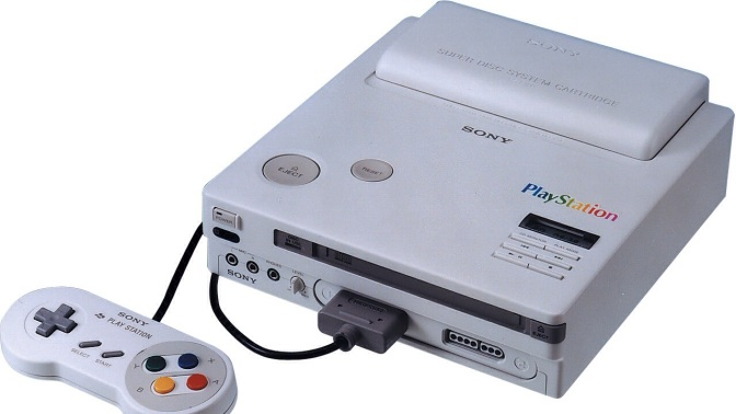 Nintendo playstation – an unlikely alliance