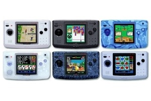 Blast from the past: Neo Geo Pocket Colour