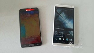 HTC One Max gets closer
