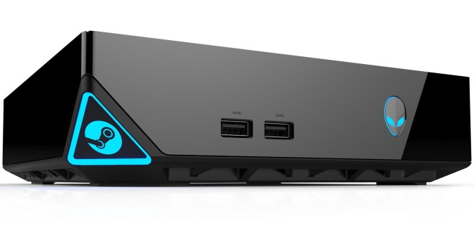 Alienware joins the Steam Machines line up
