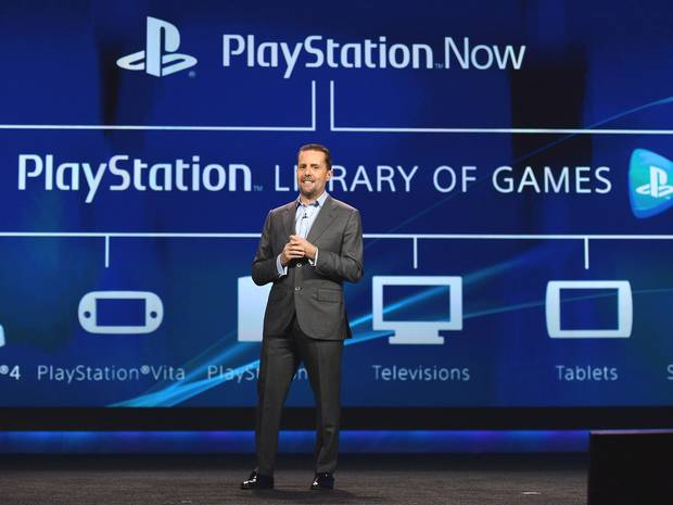 Playstation Now arrives