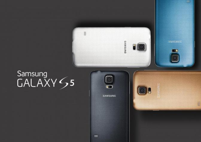 Samsung Galaxy S5 Underwhelms