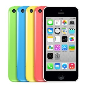 Apple introduces 8GB iPhone 5c