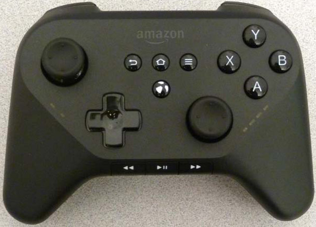 Amazon's uninspired game controller leaks