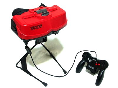 Remembering Nintendo's Virtual Boy