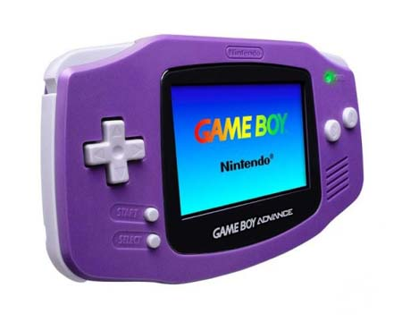 Blast from the past: Gameboy Advance