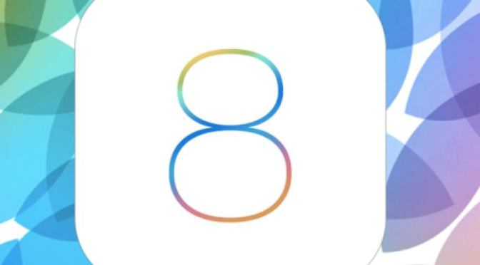 Apple withdraws latest iOS 8 update